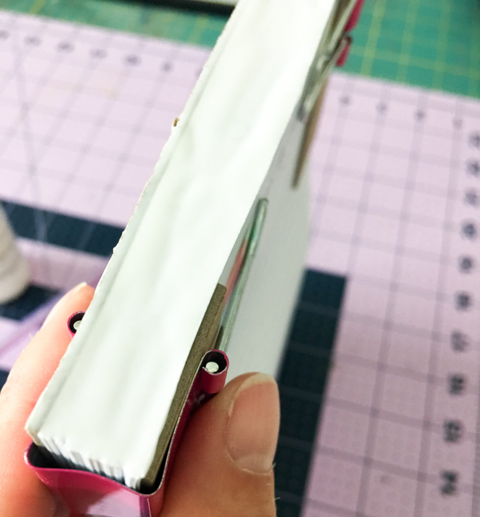 How to make a DIY Personalized Notepad | Everyday Megan